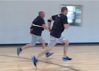 Tactical Training Running