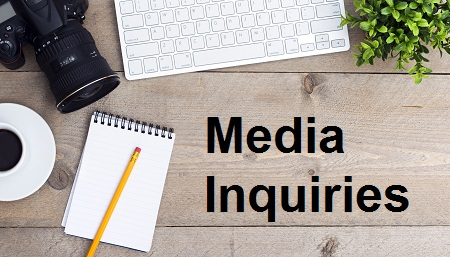 Media Inquiries