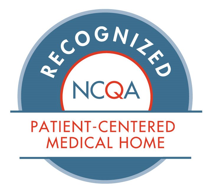 National Committee for Quality Assuranc logo for patient center medical home recognition