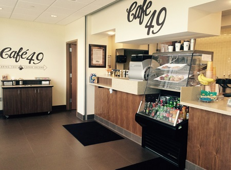 Cafe 49 at the Hospital