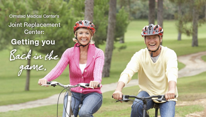 Joint Replacement Center Banner Image