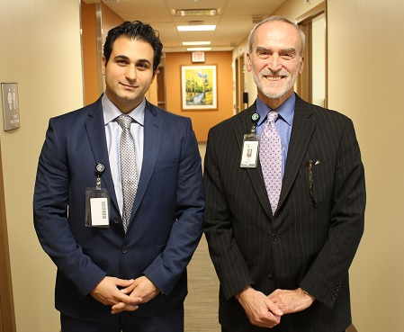Dr. Babovic and Dr. Mehio