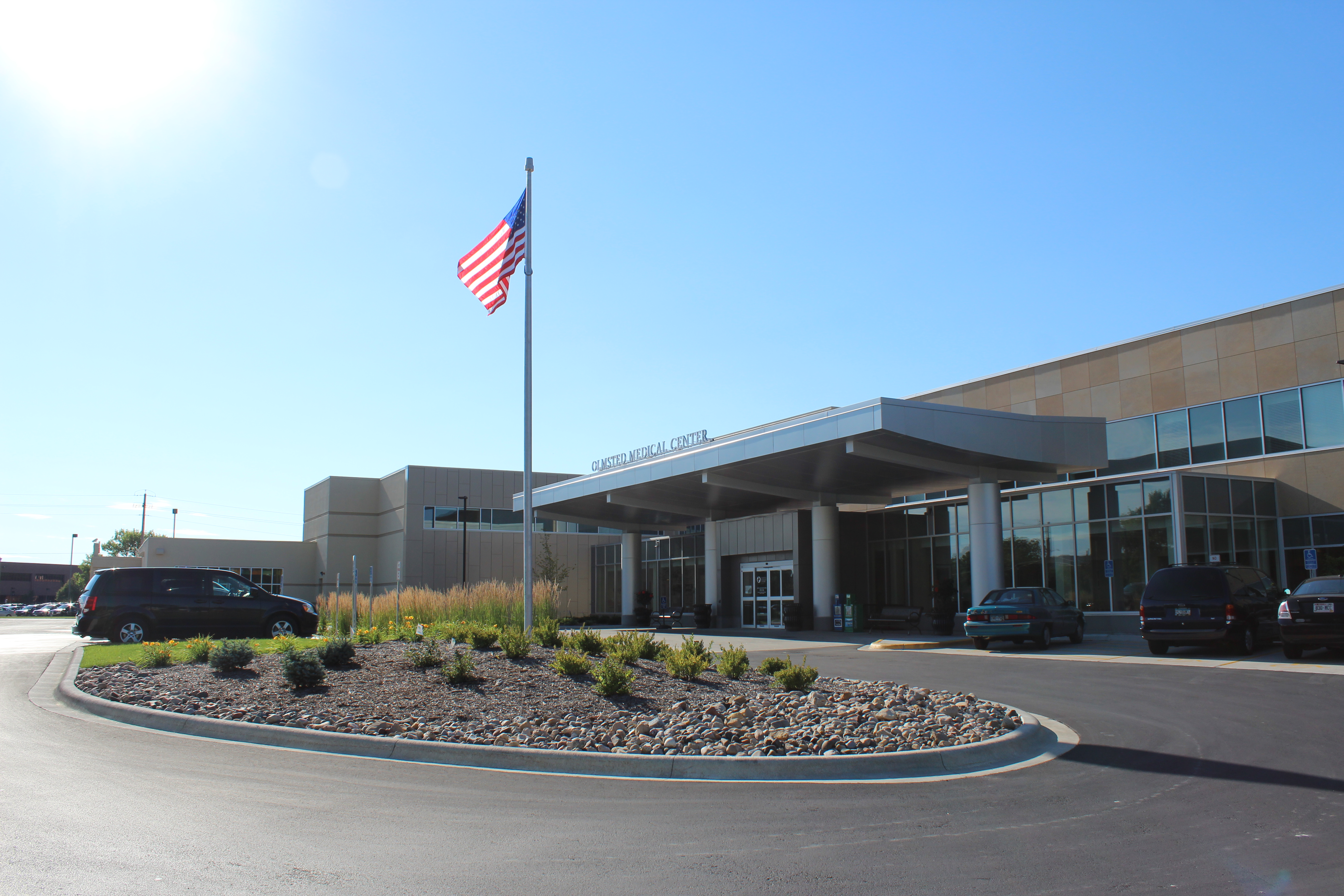 Hospital And 24 Hour Er In Rochester Minn Olmsted Medical