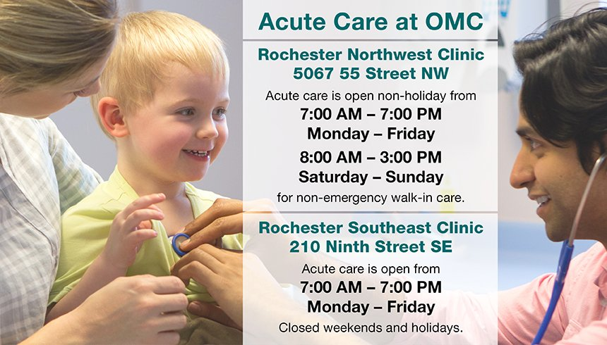 Acute Care at NW Clinic